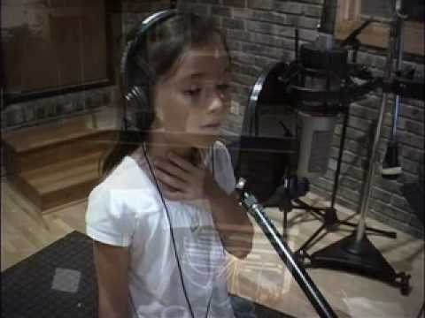 The Prayer - Amazing 7yr old Rhema Marvanne  - plz
