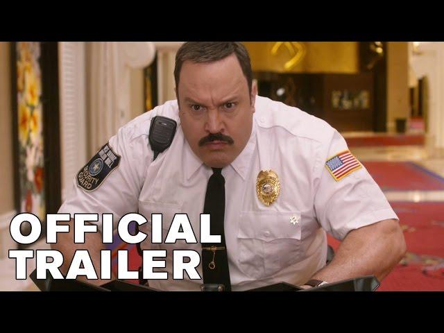 PAUL BLART: MALL COP 2 - Official Trailer