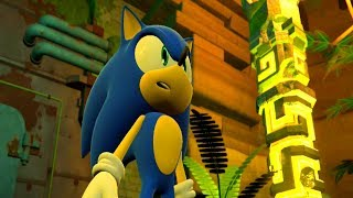 Sonic Forces - Stages 9 and 10 - Episode 5 - Happy Kids Games and Tv - 1080p