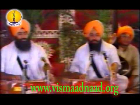 Bhai Manjeet Singh Bhai Gurmeet Singh  : Raag Todi -  Adutti Gurmat Sangeet Samellan 1991
