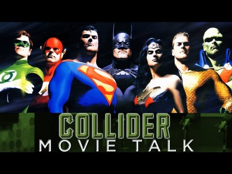 Collider Movie Talk  Justice League Screenwriter May Not Write Part 2