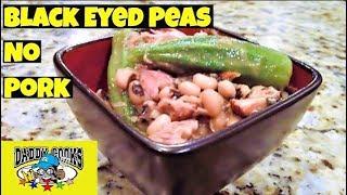 Black Eyed Peas No Pork