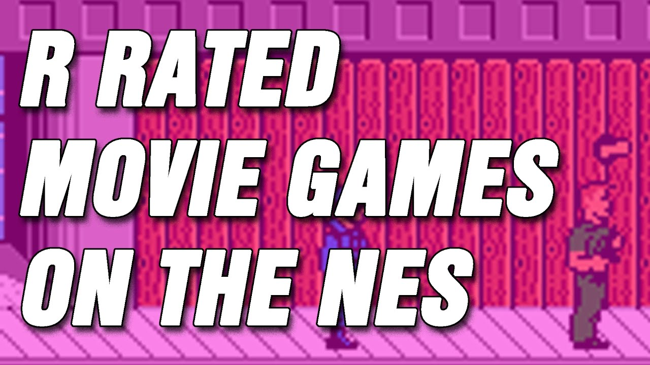 R Rated Movie Games On The Nes Michaelbthegamegenie