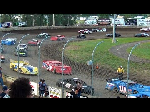 2017 Lebanon,Oregon. - dirt track racing video image