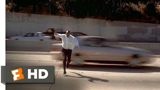 Bowfinger (5/10) Movie CLIP - Crossing the Freeway (1999) HD