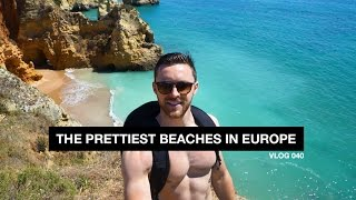 The Prettiest Beaches in Europe - Vlog 40