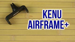 Розпакування Kenu Airframe+ Black