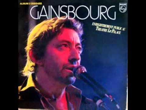 Concert complet Gainsbourg 1980 Au Palace PARIS ....