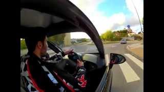 Renault Twizy test drive