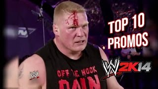 Top 10 WrestleMania Promos