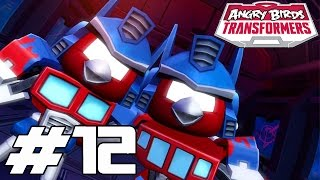 Angry Birds Transformers - Part 12 (Double Trouble) iOS Gameplay