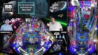 Star Wars LE - Stern Pinball - Soirée Objectif : Destroy the Death Star !