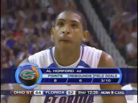 Final NCAA 2007 Ohio State vs Florida Gators 2da Mitad