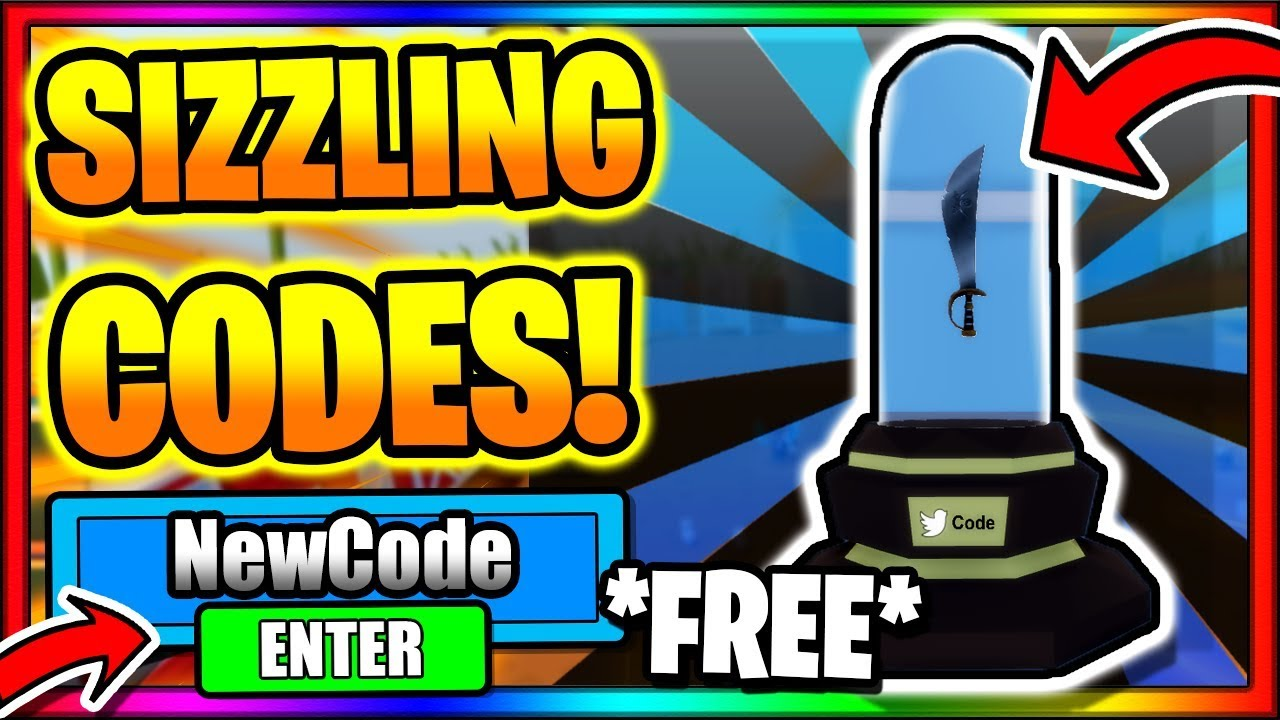 Sizzling Simulator Codes Roblox July 2020 Mejoress