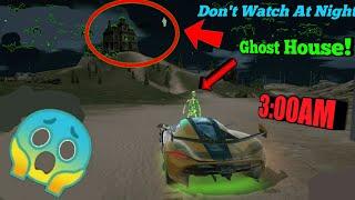 'We Found A Ghost House'...!!😨 - (Ultimate Car Driving Simulator) 2021. screenshot 4