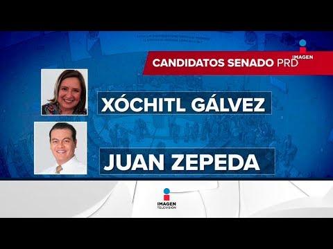 Morena presentó su lista de candidatos a senadores | Noticias con Ciro Gómez Leyva