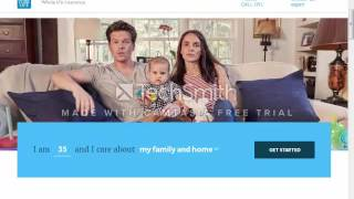 whole life insurance 2016 new online