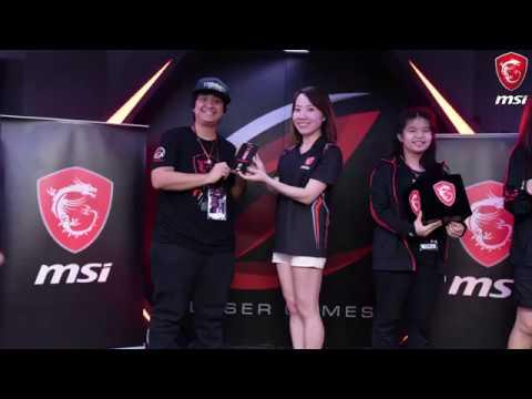 MSI Fan Gathering Fans Party 2018