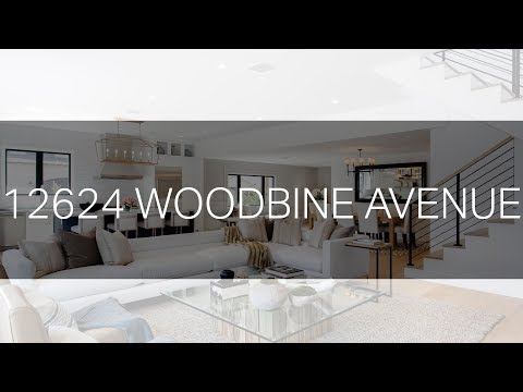 California Living in Beautiful Modern Farmhouse: 12624 Woodbine Avenue, Los Angeles, CA 90066 Mp3