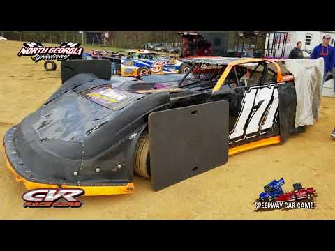 #171 Kyle Courtney - Crate - 11-11-17 North Georgia Speedway - In Car Camera