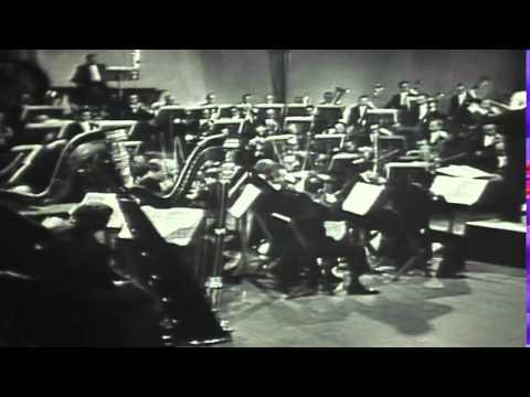 Ravel La Valse -- OSR/Ansermet (1957 VIDEO)