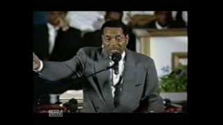 The Patriarch, Bishop Harold I Williams, GMCHC, MCHCA District Convocation, 5/23/1997