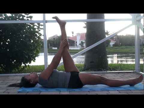 yoga floor stretches  youtube