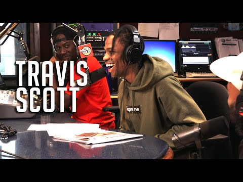 Travis Scott Takes Over Ebro in the AM to Talk New Album, Ki