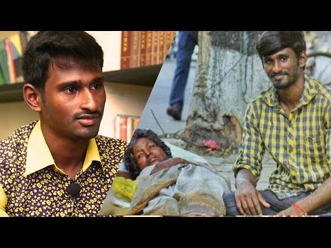 Chennai beggar is not a Cambridge scholar, but... - Jayavel's Inspiring Story