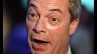 We need a fearless leader to deliver Brexit - Nigel Farage