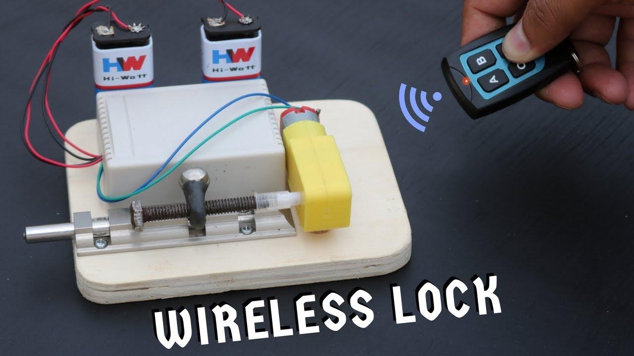 smart lock wiring diagram [ 1280 x 720 Pixel ]
