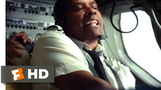 Flight (2012) - The Freefall Scene (1/10) | Movieclips