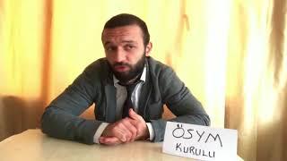"""Aykut Elmas """"Değişen Sınav Muamması"""""""