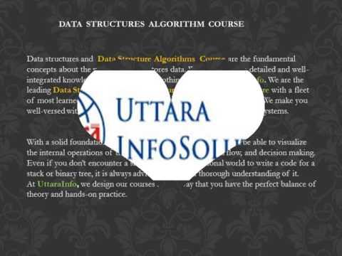 Data Structures Algorithms Course in Bangalore - Uttara