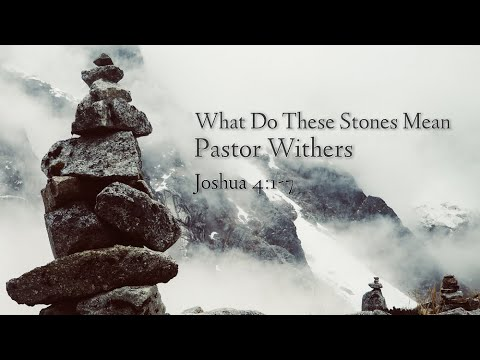 What Do These Stones Mean (1/17/2021)