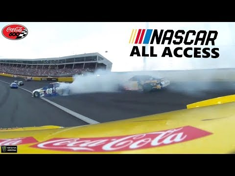 All Access: 2018 Charlotte Coca Cola 600 Onboards
