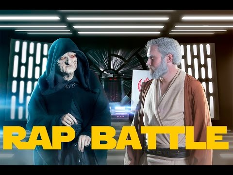 Star Wars Rap Battles Ep2  Palpatine vs ObiWan
