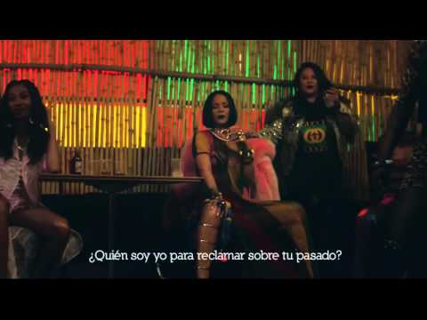 Rihanna - Work (Explicit) ft. Drake (Sub español)