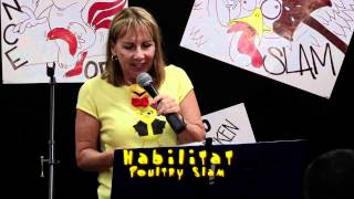 Chicken Scratch-Bridging the GAP: A Poultry/Poetry Slam