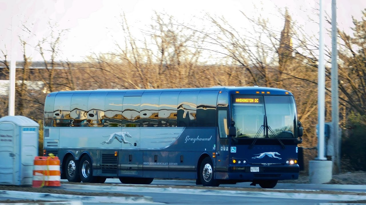 Greyhound Bus Lines: Bus Observations (January 29, 2017 ...