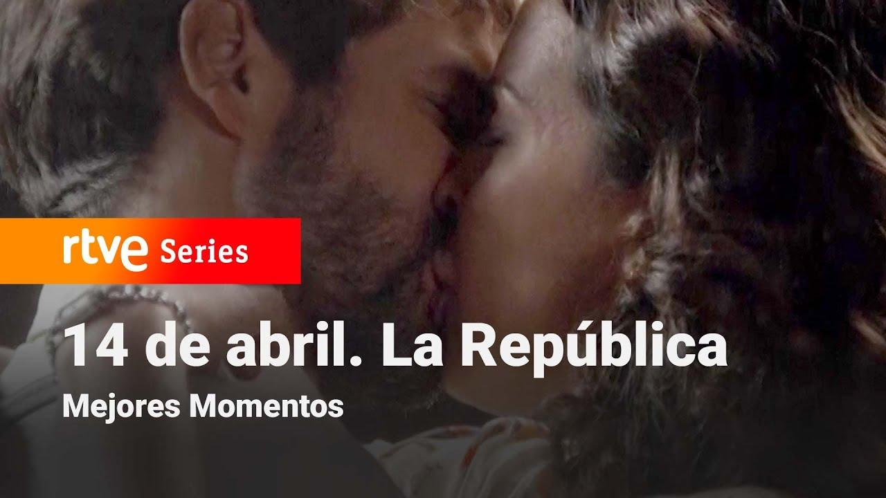 14 de Abril. La República: 2x01 - Mejores Momentos | RTVE Series