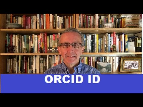 What is Orcid ID?