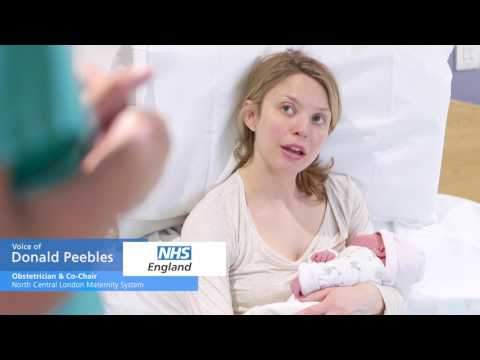 NHS Early Adopters in Maternity Services – North Central London