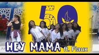 Hey Mama (ft. Flaùx) Reuni Akbar 50 Tahun Regina Pacis Jakarta (The Power Of Golden Age)