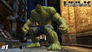 The Incredible Hulk - Wii Playthrough Gameplay 1080p (DOLPHIN) PART 1