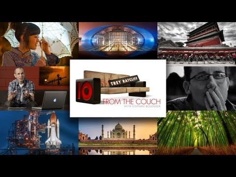 10 From The Couch - Guest: Trey Ratcliff