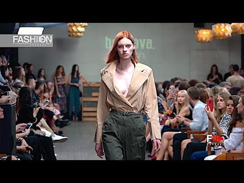 BOBKOVA Spring Summer 2019 Ukrainian FW - Fashion Channel