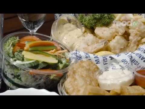 Food TV's Summer Food Legends NZ - Mangonui Fish Shop