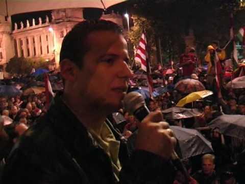 Toroczkai László felhívása 2006. szeptember 18.