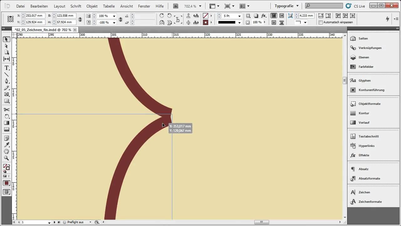 Zeichnen Mit Indesign - Adobe Indesign Cs5